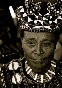 An elder of the Paiwan people of southern Taiwan