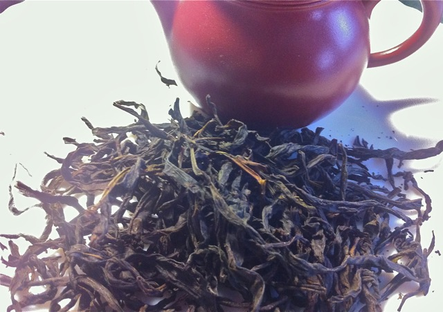 Little more than a thirst, some good leaves, and a vessel are needed. Tea is eternally simple