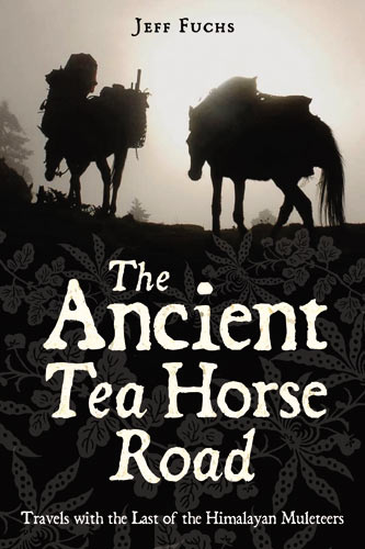 The ancient tea horse road Book